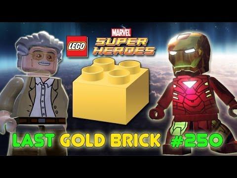 LEGO: Marvel Super Heroes - The Last Gold Brick # 250