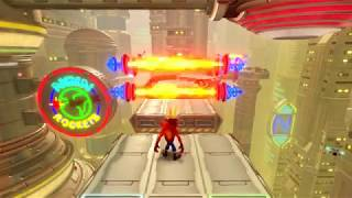 Video New Crash Bandicoot Level: Future Tense (Both Gems, No Damage) MP3, 3GP, MP4, WEBM, AVI, FLV Juli 2018