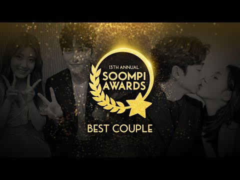 Nominees: Best Couple in the 13th Annual Soompi Awards