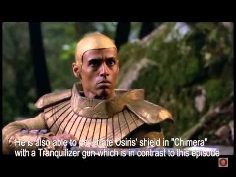 StarGate SG-1 Season 1 Episode 7 The Nox everything about