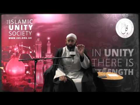 05: Choosing your friends - Sheikh Ali Mehdi