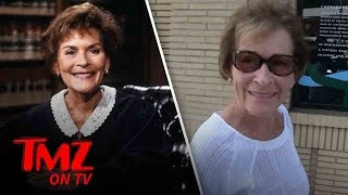 Video Leave Judge Judy And Her Extremely Rich Self Alone! | TMZ TV MP3, 3GP, MP4, WEBM, AVI, FLV April 2018