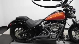 7. 2011 Harley Davidson FXS Blackline– used motorcycles  for sale– Eden Prairie, MN