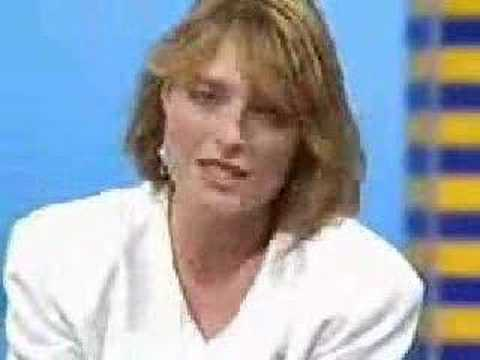 BBC Blue Peter 80s Janet Ellis&#39; Last Show