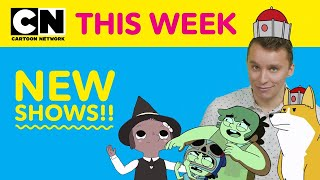 Video New Shows!!!   Cartoon Network This Week MP3, 3GP, MP4, WEBM, AVI, FLV Juni 2018