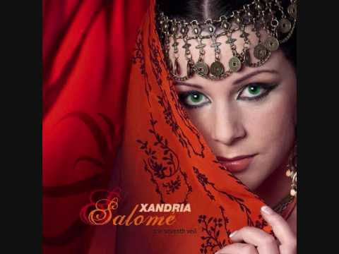 XANDRIA - Firestorm (audio)