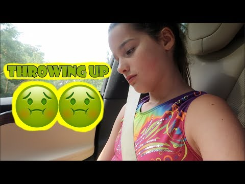 She Threw Up... Twice 🤢 (WK 340.7) | Bratayley