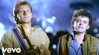 Air Supply - Making Love Out Of Nothing At All videoklipp