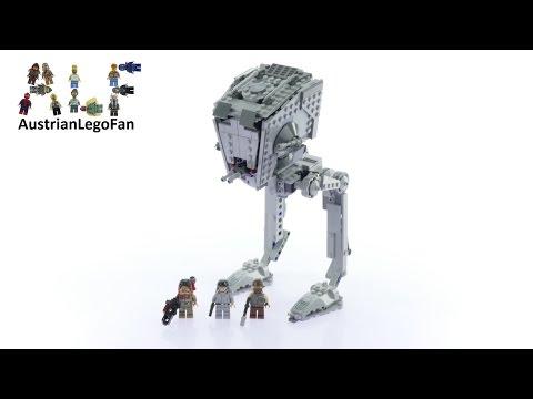 Vidéo LEGO Star Wars 75153 : AT-ST Walker