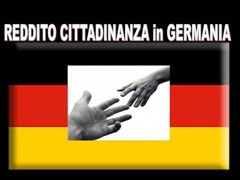 chi ha diritto al sussidio sociale in germania?