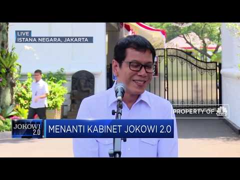 Usai Menghadap Jokowi, Wishnutama: Saya Bersedia