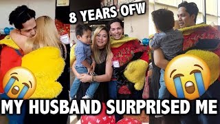Video OFW HOMECOMING SURPRISE OF HUSBAND DISGUISES AS MASCOT MP3, 3GP, MP4, WEBM, AVI, FLV Agustus 2019