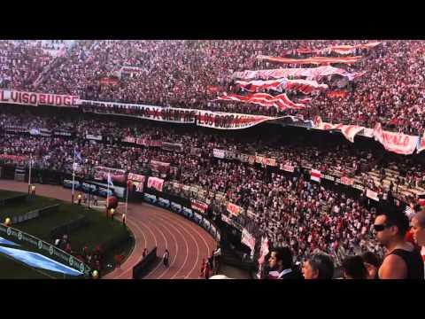 Todos los domingos a la tarde yo vengo a alentarte - Los Borrachos del Tablón - River Plate