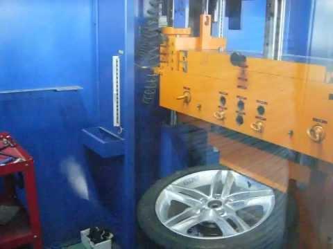 Прочность колёсных дисков WSP Italy W562 Amalfi на удар обода (Audi)