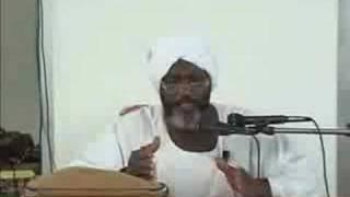 الشيخ حامد آدم : كيف كنا نعلم الغيب جزء 1