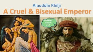 Video [Hindi] Alauddin Khilji – A Cruel & Bisexual Emperor MP3, 3GP, MP4, WEBM, AVI, FLV November 2017