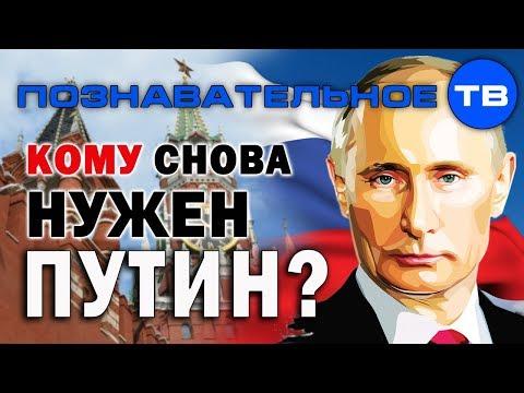 Кому снова нужен Путин (Познавательное ТВ Елена Гоголь) - DomaVideo.Ru