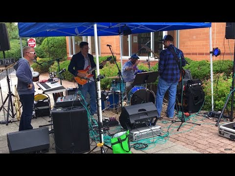 FRANKLIN TURNPIKE • Even the Losers // Live @ Mahwah Public Library 2018