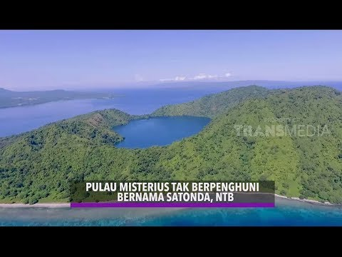 Satonda, Pulau Misterius Tak Berpenghuni Di Ntb | On The Spot (17/05/18) 1-2