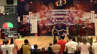 Lucy Wiedemaier & Oliver Kurzaj - Norddeutsche Meisterschaft 2014