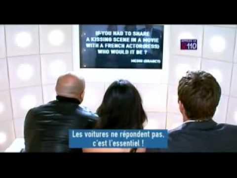 Question ! Vin Michelle Paul on CANALPLUS FR