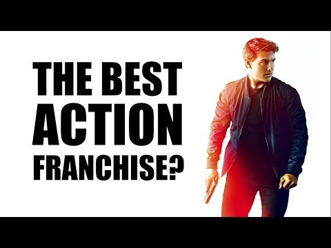 Is Mission: Impossible the Best Action Franchise? - Thời lượng: 10 phút.
