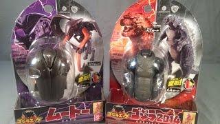 Godzilla Eggs Godzilla 2014 and Muto Review