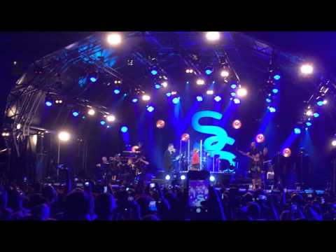 Sam Smith Stay With Me Duet Mary J Blige Somerset House Oct 2014