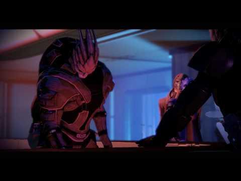 Mass Effect 2: Shepard's Drinking Problem