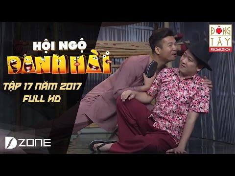 Hội ngộ danh hài 2017 - Tập 17 Full HD: Chí Tài, Trường Giang, Võ Minh Lâm, Lê Giang (1/4/2017) - Thời lượng: 1:03:45.