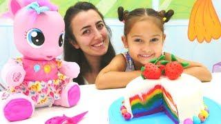 Video My Little pony Pinkie Pie doğum günü pastası MP3, 3GP, MP4, WEBM, AVI, FLV Juli 2018