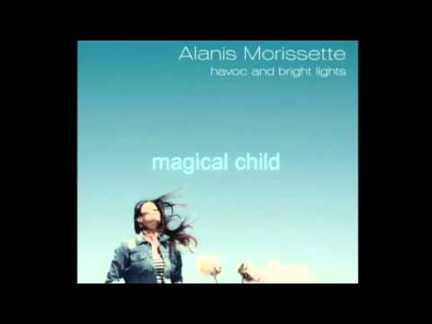 Alanis Morissette - magical child