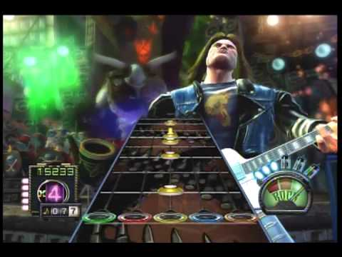 11-Minute Gameplay – Guitar Hero 3: Legends of Rock (XBOX 360)