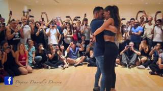 DANIEL Y DESIREE LOS ANGELES - Don't Let Me Down ft. Daya (Version Bachata Dj Khalid) Video