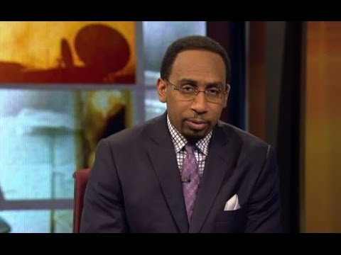 ESPN's Stephen A. Smith SUSPENDED over Ray Rice/Domestic Violence Comments RANT