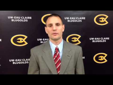 UWEC MBB Vs. UW-Oshkosh Post Game Interview