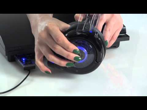 headset set up - How to set up your Afterglow Wireless Headset for the PlayStation 3. For more information please visit www.AfterglowGaming.com 'Like' Afterglow on Facebook: ...