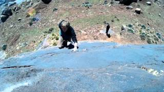 As You Wish, a Highball First Ascent in Morocco by Louis Parkinson