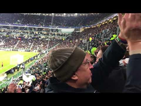 One Ryan Mason | Juventus Away | Tottenham Fans