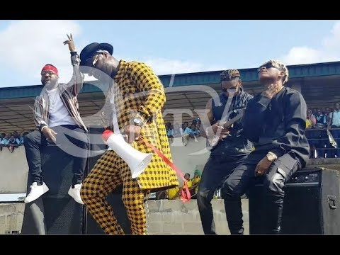 HARRYSONG FEATURES LION IN SELENSE VIDEO SHOT IN OKIRIKA RIVERS STATE. Ft. Iyanya And Dice