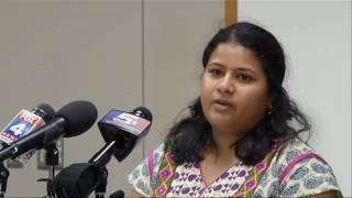 Kansas: Indian Widow Wants Answers After Husband Murdered
