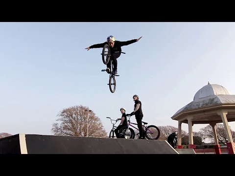 Total BMX Bike Co - Welcome Kostya Andreev