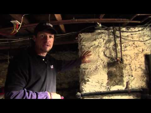 Basement Insulation Upgrade With Fiberglass Blanket And