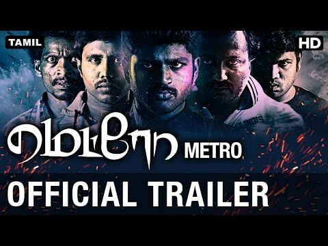 Metro Tamil Movie Official Trailer