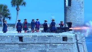 St. Augustine (FL) United States  city photos gallery : St. Augustine - Florida - Fort, REAL USA Ep. 14