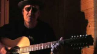 Mr Stovepipe Got The Blues - acoustic 12-string guitar