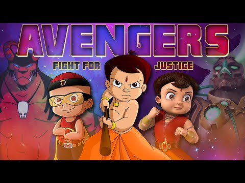 Green Gold - Avengers Fight for Justice | Ft. Chhota Bheem, Mighty Raju, Super Bheem & Kalari Kids