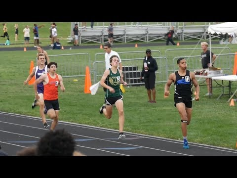 Boys 800m Run 2019 OHSAA D1 Region 3