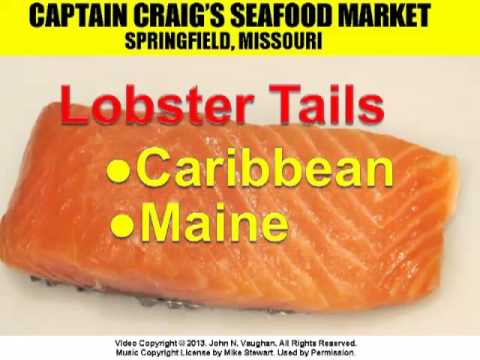 Fresh Seafood Market Springfield MO   Captain Craig's Seafood Market Springfield MO