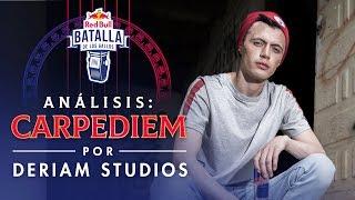 DERIAM STUDIOS analiza a CARPEDIEM | Red Bull Internacional 2019